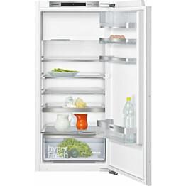 Jääkaappi pakastelokerolla Siemens iQ500 KI42LAF30 180/15l 122x56 cm integroitava