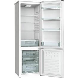 Jääkaappipakastin Upo RF55281 205 68l valkoinen