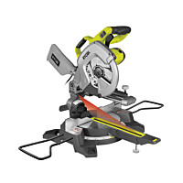 Jiirisaha Ryobi EMS305RG 254 mm teräkoko laser ja työvalot