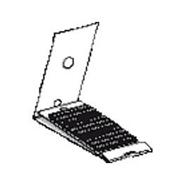 Johdinmerkki - pääteholkille, AR1MA0199