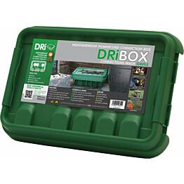 Johtolaatikko Star Trading DriBox 130x330x230mm vihreä