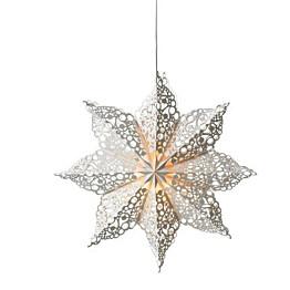 Joulutähti Markslöjd Hall 70x20x70 cm valkoinen
