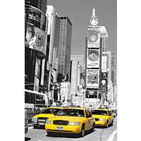 Juliste Giant Art 00650 Times Square 115x175 cm
