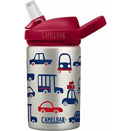 Juomapullo CamelBak eEdy+ Kids ST Cars&Trucks 0.4l
