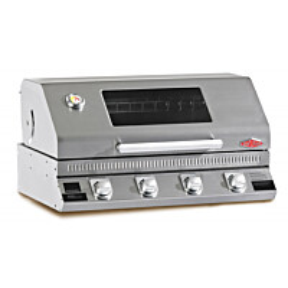 Kaasugrilli BeefEater 1100SS 4-polttimoinen upotettava grilli