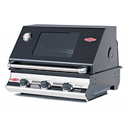 Kaasugrilli BeefEater Signature 3000E 3-polttimoinen upotettava grilli
