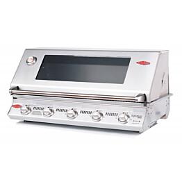 Kaasugrilli BeefEater Signature 3000SS 5-polttimoinen upotettava grilli
