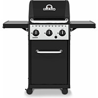 Kaasugrilli Broil King Crown Cabinet 320 3 poltinta