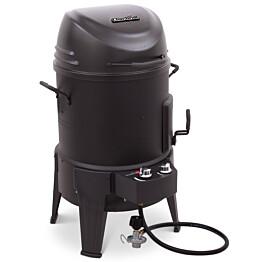 Kaasugrilli/savustin Char-Broil Big Easy 3-in-1 Tru-Infrared paahtaa, savustaa, grillaa