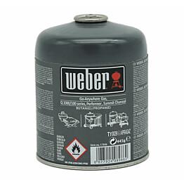 Kaasusäiliö Weber kertakäyttöinen 445 g