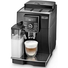 Kahviautomaatti Delonghi ECAM25.452.B musta maitokannulla