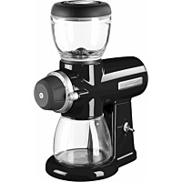 Kahvimylly KitchenAid Artisan 5KCG0720, 200 g, musta
