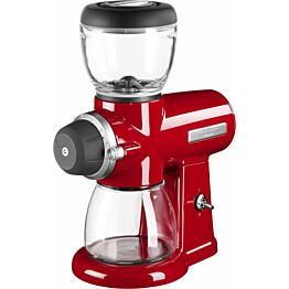 Kahvimylly KitchenAid Artisan 5KCG0720, 200 g, punainen