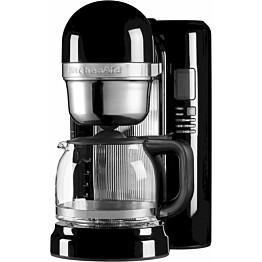 Kahvinkeitin KitchenAid One Touch 5KCM1204, 1,7 l, musta