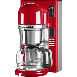 Kahvinkeitin KitchenAid Pour Over 5KCM0802, 1,25 l, punainen