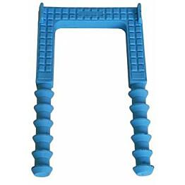 Kaivon tikasaskelma Ginmika, sininen, 143x270 mm