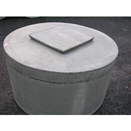 Kaivonkannen betoniluukku 40 x 40 cm