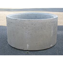 Kaivonrengas pohjalla ø 800x500 mm uurreliitoksella