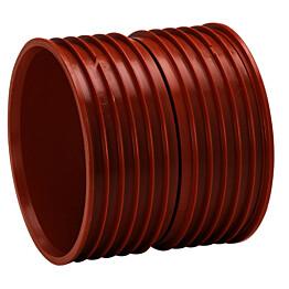 Kaksoismuhvi 315 mm SN8 Uponor UltraRib 2