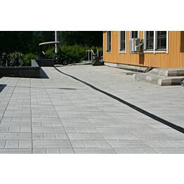 Kakspuolilaatta HB-Betoni 300x300x55 mm harmaa