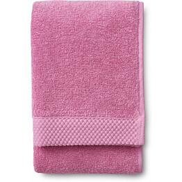 Käsipyyhe Finlayson Hali 50x70 cm roosa