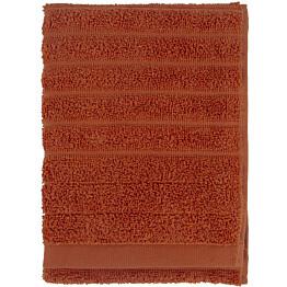Käsipyyhe Finlayson Reilu 50x70 cm tumma oranssi