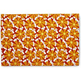Käsipyyhe Finlayson Senni 50x70 cm oranssi
