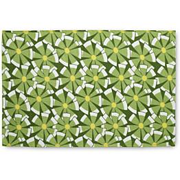 Käsipyyhe Finlayson Senni 50x70 cm vihreä
