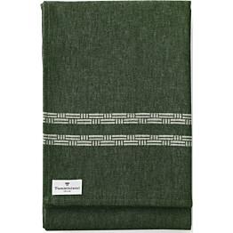 Käsipyyhe Finlayson Tamminiemi 50x70 cm vihreä/pellava