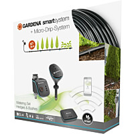 Kastelusarja kasviriveille Gardena Smart