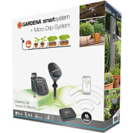 Kastelusarja ruukuille Gardena Smart