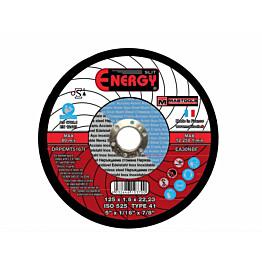 Katkaisulaikka Mabtools Energy 125x1,0 mm