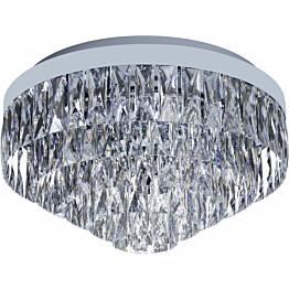 Kattovalaisin Eglo Crystal&Design Valparaiso Ø480 mm kromi