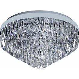 Kattovalaisin Eglo Crystal&Design Valparaiso Ø580 mm kromi