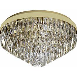 Kattovalaisin Eglo Crystal&Design Valparaiso Ø580 mm kulta