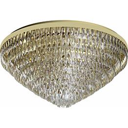 Kattovalaisin Eglo Crystal&Design Valparaiso Ø980 mm kulta