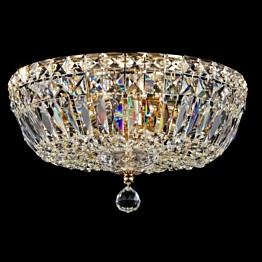 Kattovalaisin Maytoni Diamant Basfor kulta/kristalli