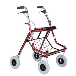 Kävelypyörä Esla 6504 punainen