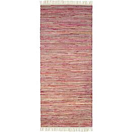 Käytävämatto Hestia Peppi 70x300 cm punainen