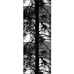 Käytävämatto Kelohonka 80x230 cm harmaa