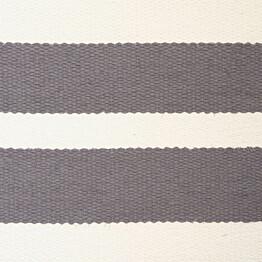 Käytävämatto VM Carpet Hilla eri kokoja harmaa-valkoinen