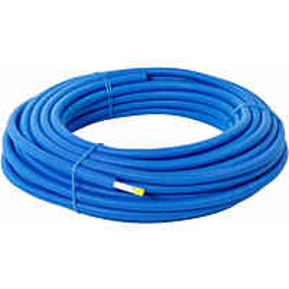 Käyttövesi-/lämmitysputki Meltex Sujusani PEX-c Ø15x2,5 mm,  sininen, 50 m