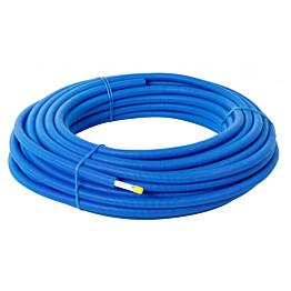 Käyttövesi-/lämmitysputki Meltex Sujusani PEX-c Ø22/34 mm, sininen, 50 m