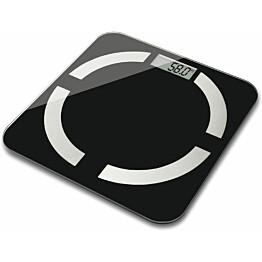 Kehonkoostumusvaaka Pisla GBF1530B musta