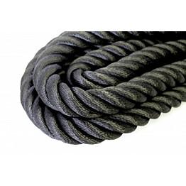 Keinohamppu Piippo musta 36mm metreittäin