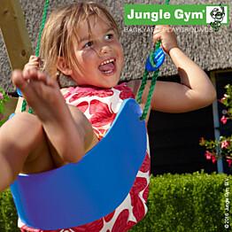 Keinuistuin Jungle Gym Sling Swing, sininen
