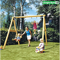 Keinuteline Jungle Gym Swing