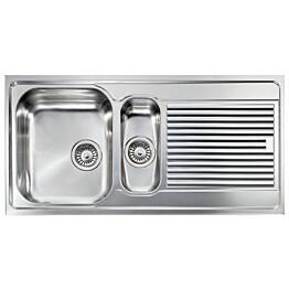 Keittiöallas Filoslim 1000x500 mm 1,5-altainen rst