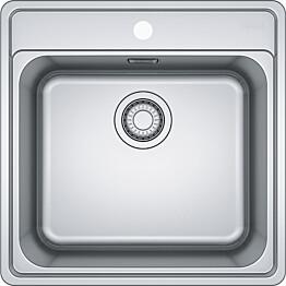 Keittiöallas Franke Bell 610-45TL, 510x510mm, rst