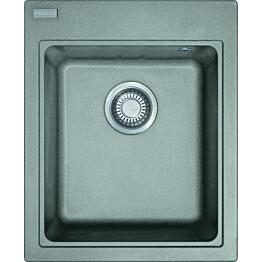 Keittiöallas Franke Maris MRG 610-42 425x520 mm Fragranite harmaa